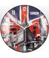 Wandklok london 25 cm