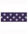 Washi tape blauw met sterren