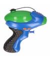Waterpistool blauw groen 10 cm