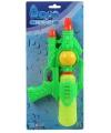 Waterpistool groen 35 x 15 cm