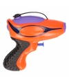 Waterpistool oranje paars 10 cm