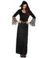 Weduwe halloween kostuum