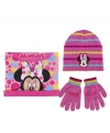 Winter set kids minnie mouse
