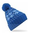 Wintermuts snowstar ijsblauw