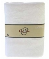 Witte fluwelen stof 150 x 300 cm