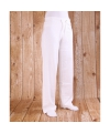 Witte joggingbroek voor dames