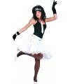 Witte petticoat voor dames