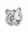 Witte tijger magneet 3d van 8cm