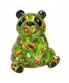 Xl spaarpot panda type 7 22 cm