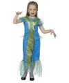 Zeemeermin jurk voor meisjes