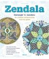 Zendala tekenboek