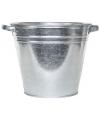Zilveren kuip 28 liter