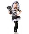 Zombie bruidsjurk voor meisjes