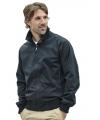 Zwart urban jas voor heren