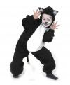 Zwarte kat kostuum voor kinderen