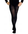 Zwarte kinder panty