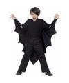 Zwarte vleermuis vleugels voor kinderen