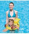 Zwemband bever 64 x 56 cm