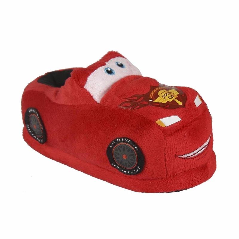 Cars pantoffel voor jongens