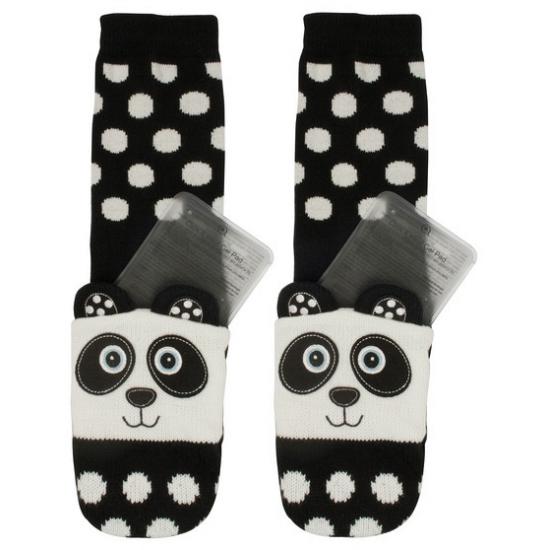 Warmte sokken panda voor kinderen