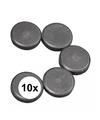10x ronde magneten 20 x 5 mm