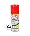 2x rode serpentine spray 53 ml