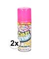 2x roze serpentine spray 53 ml