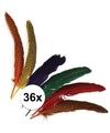 36x veren met stippen