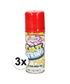 3x rode serpentine spray 53 ml