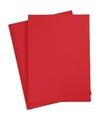 A4 hobby karton rood 1x