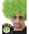 Afropruik groen