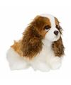 Anna club pluche king charles spaniel hond knuffel 20 cm