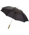 Automatische paraplu zwart 82 cm