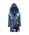Avengers badjas blauw voor jongens