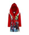 Avengers badjas rood voor jongens