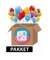 Babyshower gender reveal feestpakket