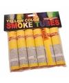 Bengaalse fakkels geel 6 stuks 45 60 sec
