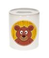 Beren spaarpot voor kinderen 9 cm