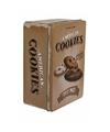 Bewaarblik american cookies bruin 22 cm