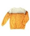 Bier opdruk trui voor volwassenen