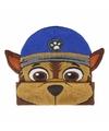 Blauwe paw patrol muts chase voor jongens