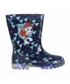 Blauwe paw patrol regenlaarzen voor jongens