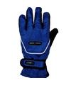 Blauwe ski handschoenen maat s m voor volwassenen