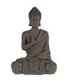 Boeddha beeld zittend 30 cm