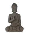 Boeddha beeld zittend 54 cm