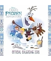 Cartoon kalender 2018 olaf s frozen advernture