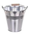 Chroom metalen drankemmer drankkoeler 3 liter