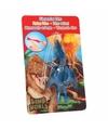 Dino world mini dino katapult pterosauri rs blauw