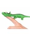 Dino world mini dino katapult triceratops groen
