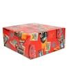 Disney inpakpapier cars rood 200 x 70 cm